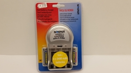 Scanpart bc-10 speedy 2 batterij oplader