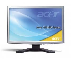 """19"""" Acer x193W"""