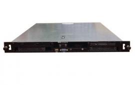 Dell poweredge 750 1U server