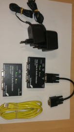 VGA Video & Audio Extender