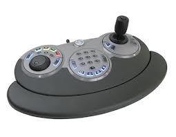 PTZ controller/keyboard
