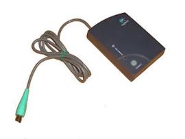 Logitech Cordless Mouse receiver C-RA1