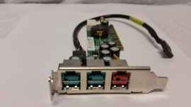USB PCI board HP 398879-001 Powered