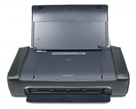HP Officejet H470 mobiele Printer usb