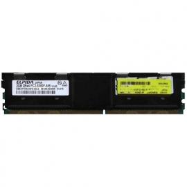 DDR2 2 gb Elpida EBE21FD4AGFD-6E-E server memory ECC