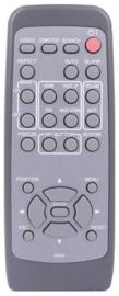 Hitachi r004 remote /afstandbediening Beamer