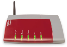 Fritz!Box Fon WLAN 7170 router