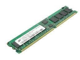 DDR1 1 gb Micron MT18VDDF12872G-335C3 server memory ECC