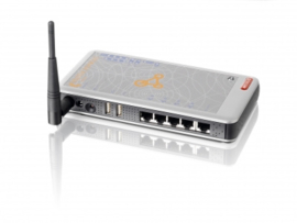 Sitecom WL-173 54g Turbo WLAN router