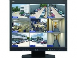 "19"" JVC LM-H191 LCD Video Monitor"