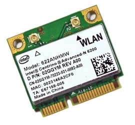 WiFi Link - Intel® Centrino® Advanced-N 6200 (622ANHMW)