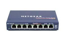 Netgear GS108- 8-port Gigabit Ethernet Switch