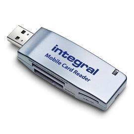 Integral Mobile Card Reader usb 2.0