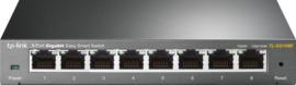 TP-Link -TL-SG108E 8-Port Gigabit Easy Smart switch