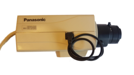 Panasonic Color CCD Cameras WV-CP240