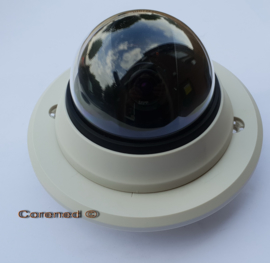Honeywell HD3HDIHX Fixed doom camera (ip) inbouw plafond