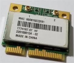 Atheros AR5B97 Half PCI-E Wifi Card 300 Mbps 802.11 b/g/n