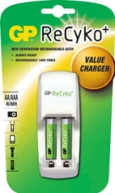 GP ReCyko+ batterij oplader