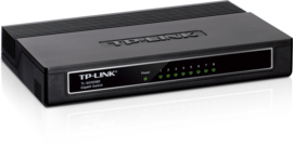 TP link 8-Port Gigabit Desktop Switch (TL-SG1008D)
