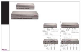 Kvm switch 4 prt. Raritan Switchman usb