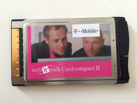 T-mobile walkcard GX0301