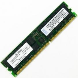 DDR1 1 gb Infineon HYS72D128320GBR-7-B server memory ECC
