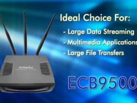 EnGenius ECB9500 Multi-Function Client Bridge