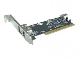 firewirekaart ST Lab F-200 PCI 1394a 3+1 PORTS