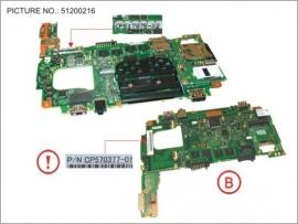 Fujitsu Stylistic Q550 Tablet mainboard CP517840-Z3