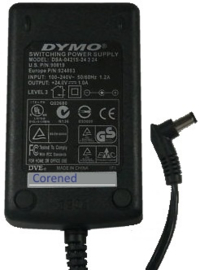 Dymo AC Adapter for Labelprinter 24V /DSA-0421S-24 2 24