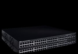 Dell poweredge 6248 Gigabit switch ( maneged)