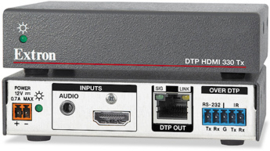 Extron DTP HDMI 4K 330 Tx  (Long distance DTP transmitter for HDMI)