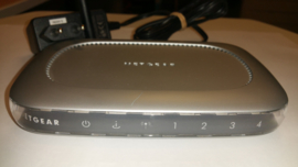 NETGEAR Wireless Firewall Router (WGT624 v2)