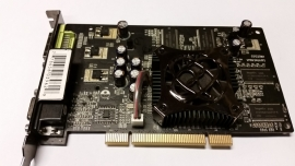 PCI 256 MB XFX Geforce FX 5200