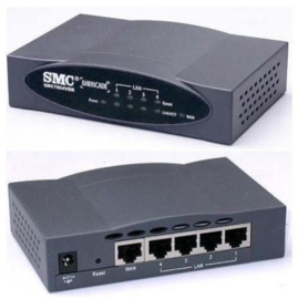 SMC7004VBR Barricade™ Cable/DSL Broadband Router