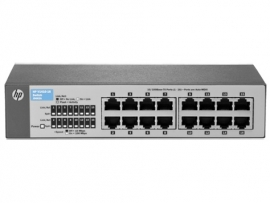 HP  OfficeConnect 1410 / 16 pport Switch (J9662A)