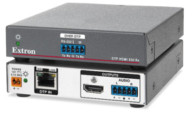 Extron DTP HDMI 4K 330 Rx (Long distance DTP receiver for HDMI)