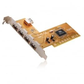 USB 2.0 4 Ports PCI Adapter Edimax