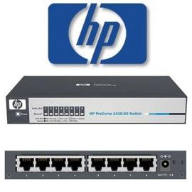 HP 1410-8G Switch (J9559A)