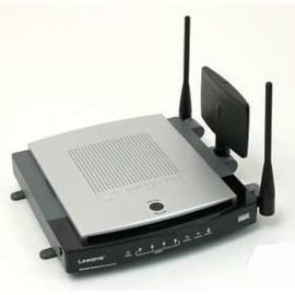 Linksys WRT300N (300Mbps, 4x 100Mbps, 1x 100Mbps)