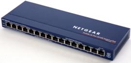 Netgear switch Prosafe FS116P 16 prt 10/100 POE
