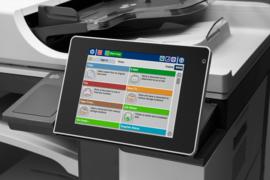 HP LaserJet Enterprise 700 Color MFP M775z  A3 Laser printer