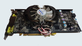XFX GeForce 9600 GT graphics card
