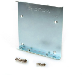 "SNA-BR2/35  bracket & screws  2.5"" SSD naar 3.5"""