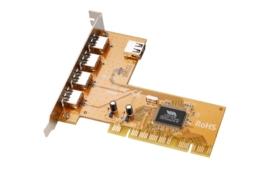 USB 2.0 4 Ports PCI Adapter Edimax
