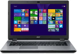 """Acer Aspire E5-771G i5-17,3"""" scherm"""