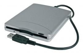 """NEC UF0002 3,5"""" Diskette drive 1,44MB (USB, extern)"""