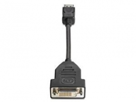 HP 662090-001 MINI DISPLAYPORT TO SINGLE LINK DVI Adapter Cable