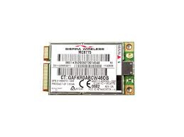 Sierra Wireless MC8775 HSPDA 3G WWAN UMTS GPS module mini pci/e