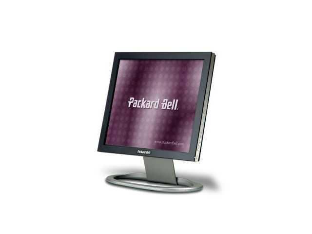 """17"""" Packard Bell monitor VT700"""